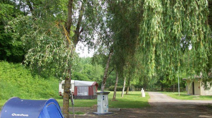 Camping du Pouy
