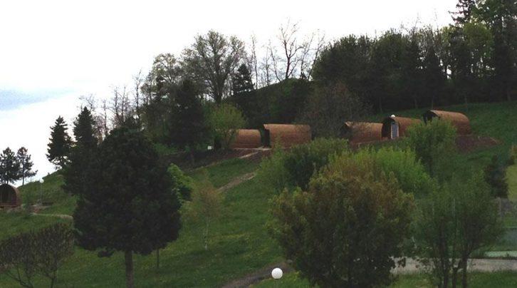 La Colline aux Cabanes